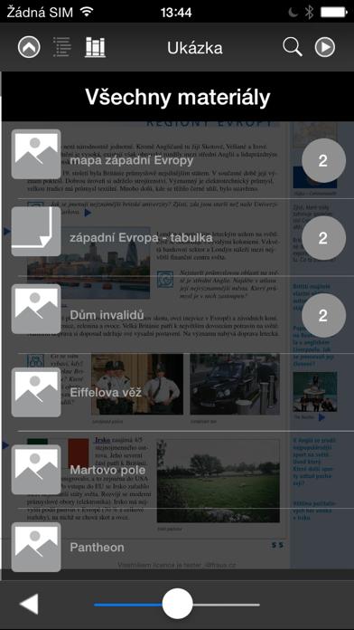 Flexibooks Reader screenshot three