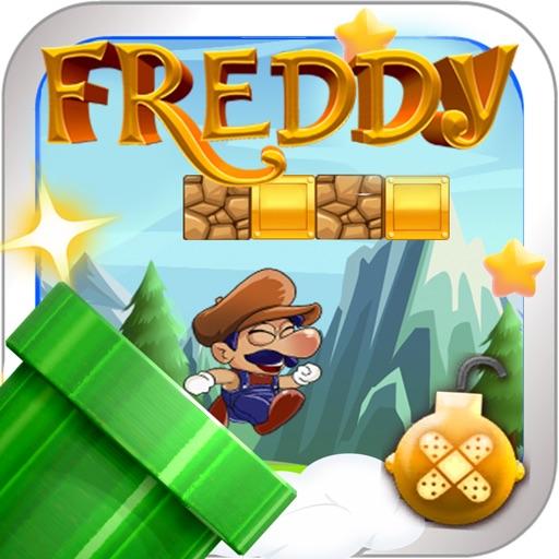 Super Freddy world
