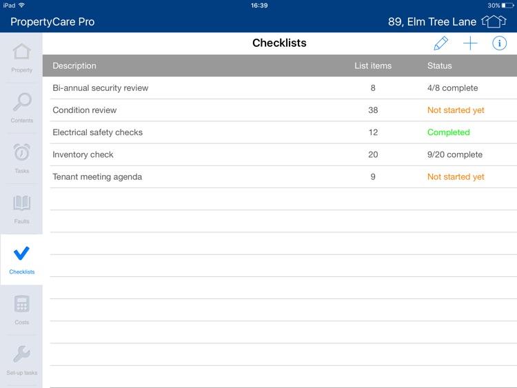 PropertyCare Pro screenshot-3