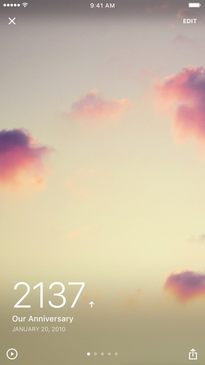 Dreamdays Countdown IV: count down to days matter