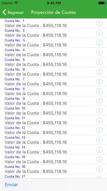 Mi Calculadora de Préstamo screenshot-3