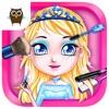 Ice Palace Princess Salon - No Ads