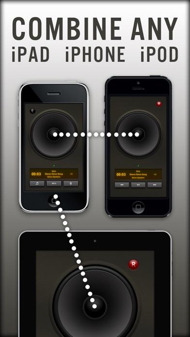 Stereo Speakers Screenshot 1