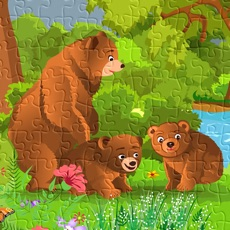 Activities of Animal Jigsaw Puzzles Game for Kids HD Free