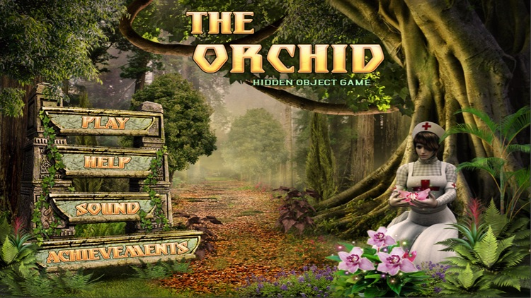 The Orchid Hidden Object Game screenshot-2