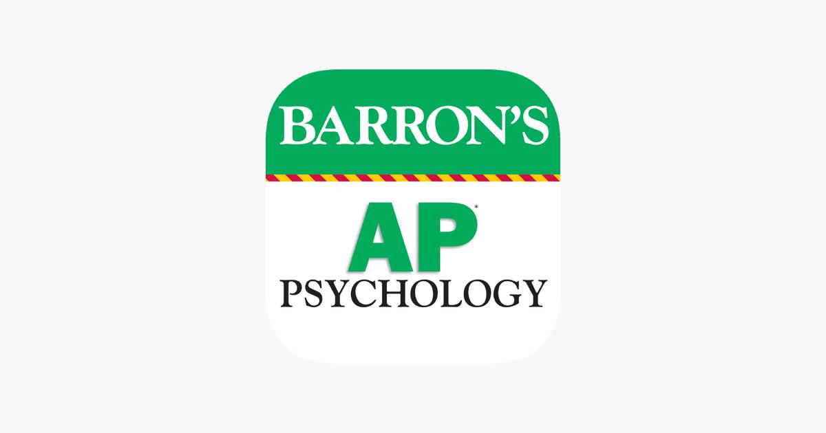 Barron's AP Psychology Flash Cards on the App Store