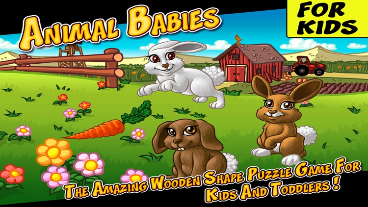 Animal Babies – Game for Kids