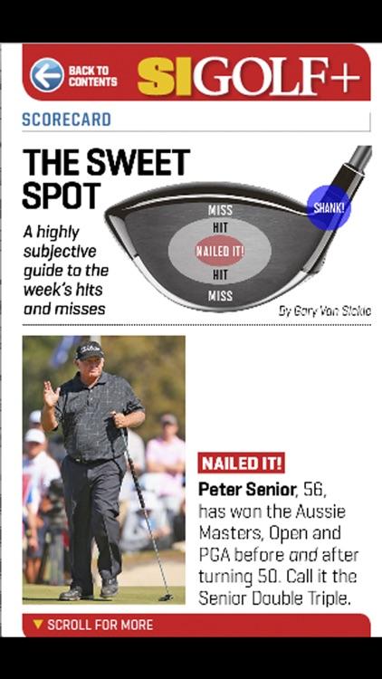 Sports Illustrated Golf+ Digital screenshot-3