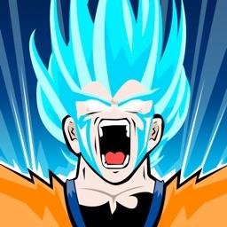 Super Dragon Saiyan God Z - Fighting Battle