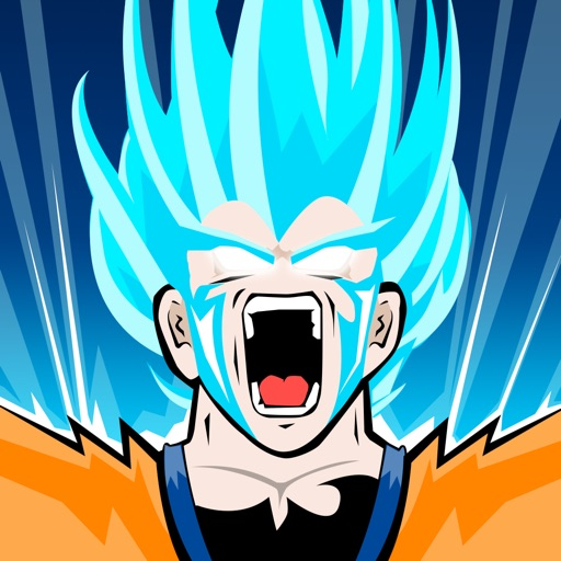 Baixar Super Dragon Saiyan God Z - Fighting Battle para iOS