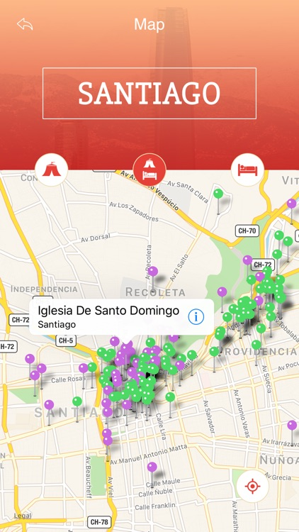 Santiago Travel Guide screenshot-3