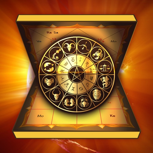 iBirth Chart by AstroVed com