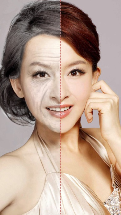 Age My Face - Funny Photo Changer Camera Editor screenshot four