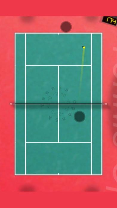 Screenshot #3 pour Evolution Tennis