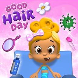超人宝贝的发型设计:超好玩的美发换装游戏