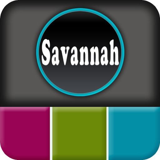 Savannah Offline Map Travel Explorer