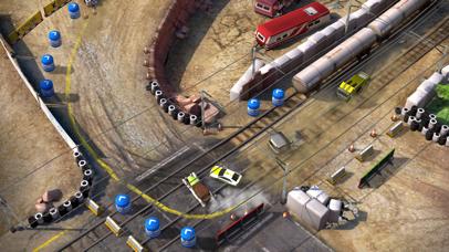 Screenshot from Reckless Racing 3
