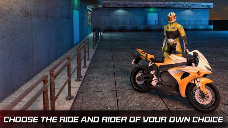 VR Bike Championship - Xtreme Racing Game for free screenshot-3