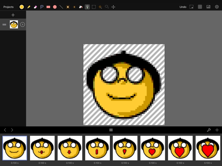 Pixen - pixel art editor screenshot-3