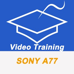 Videos Training For Sony A77 Pro