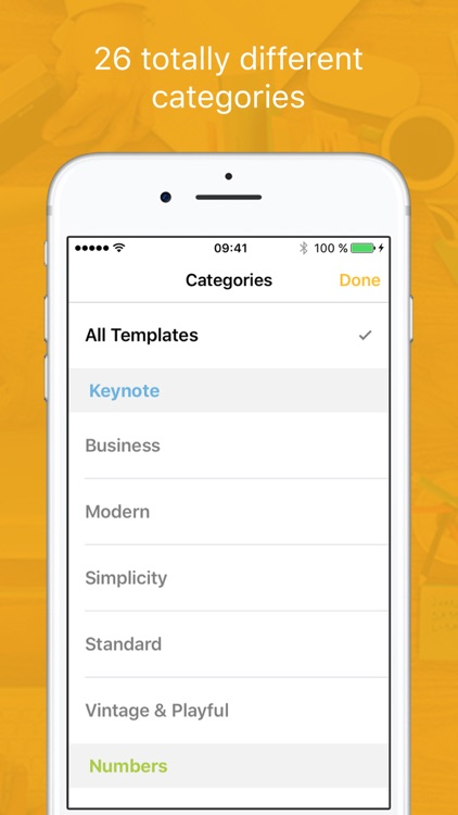 Templates for iWork 2 (Bundle Edition)