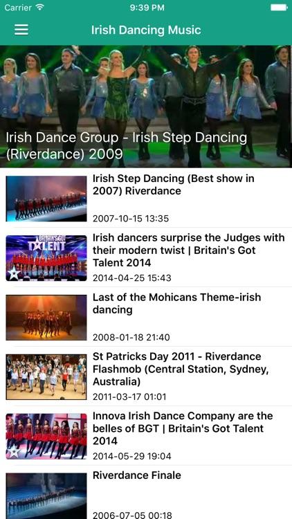 Irish Celtic Music & Scottish Folk Songs Free screenshot-3