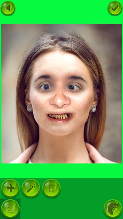 Uglify Yourself - Ugly Face Changer Photo Booth screenshot-3