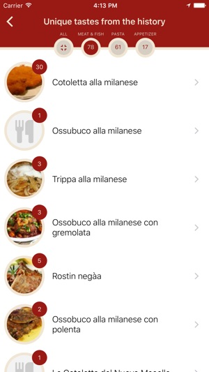 Appetitoso Screenshot