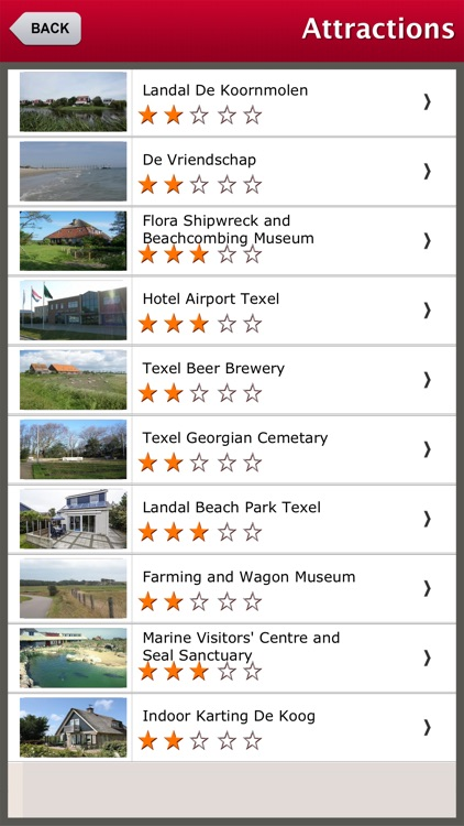 Texel Island Offline Map Travel Explorer screenshot-1