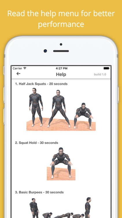 15 Minute Total Body Active Workout Challenge PRO screenshot-4
