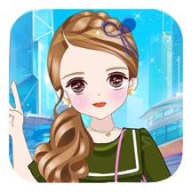彩虹时尚季-美少女设计搭配女生游戏