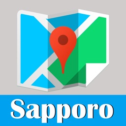 Sapporo metro transit trip advisor guide & JR map