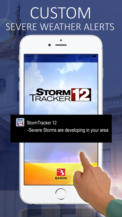 StormTracker 12 screenshot-4