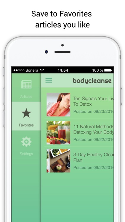Body Cleanse: simple way to detox you body