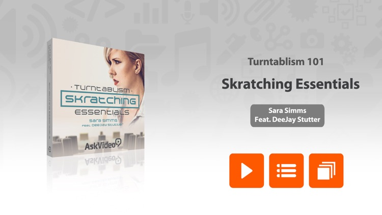Turntablism Course For Skratching Essentials