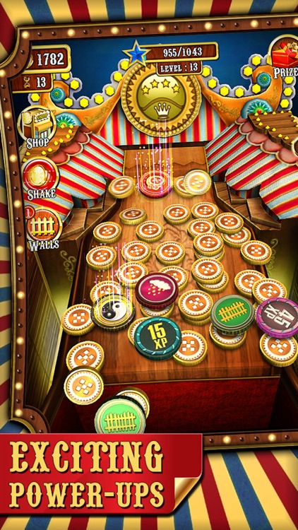Carnival Coin Dozer Plus screenshot-3