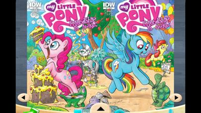 Foto do My Little Pony eBooks + Comics