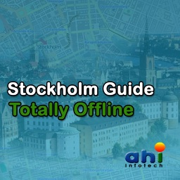 Stockholm Guide - Totally Offline