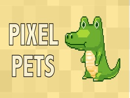 Pixel Pets -- Animated