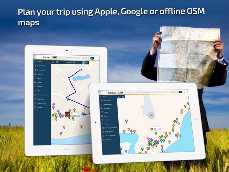 Ko Samui Travel Guide & offline island map screenshot-3