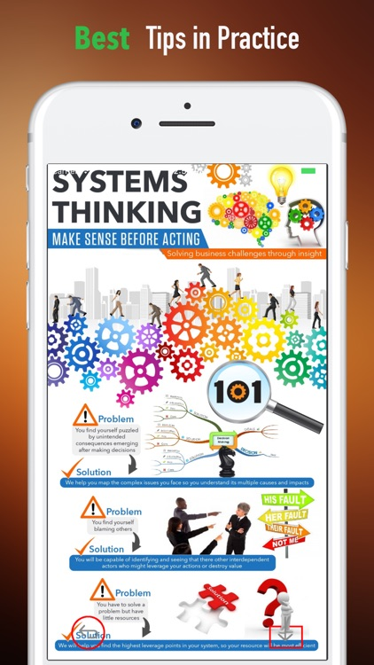 System Thinking Guide-Beginners Tips and Tutorials screenshot-3