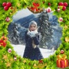 Christmas Special Picture Frame - Frame editor