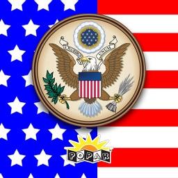 USA Capitals & Presidents by Popar