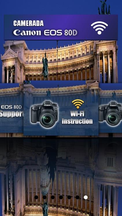 Camerada for Canon 80D screenshot-4