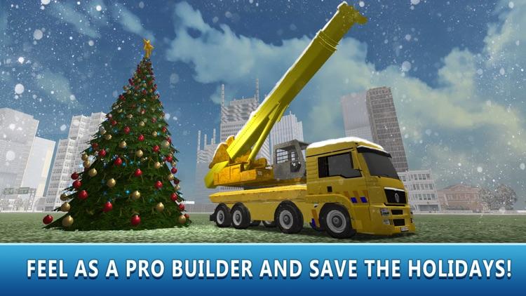 Christmas Tree Construction Simulator 3D