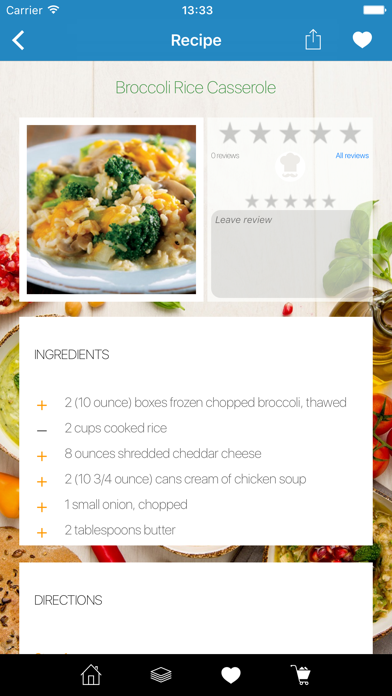 Rice Recipes for You! screenshot two