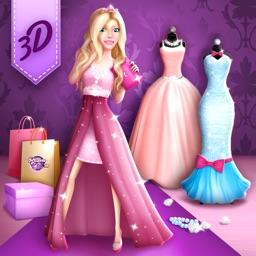 Prom Dress Designer 3D: Fashion Studio for Girls