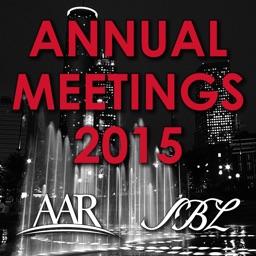 AAR & SBL 2015 Annual Meeting