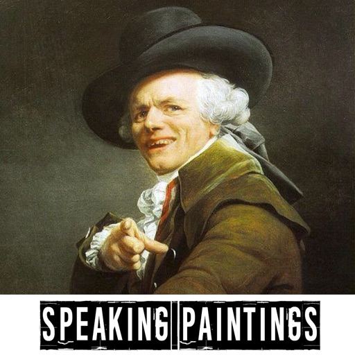 Speaking Paintings for iMessage