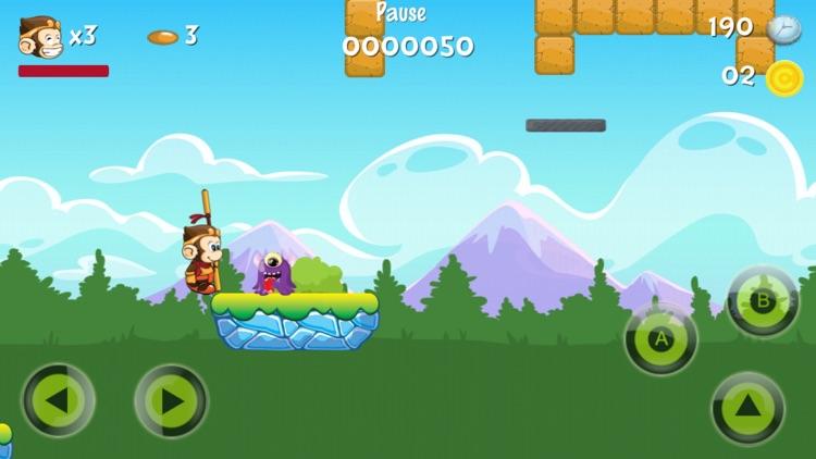 Super Monkey World screenshot-4